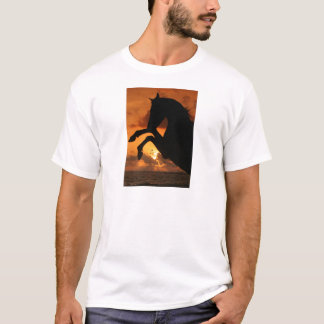 Rearing in the Sunset T-Shirt