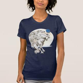 Rearing Pegasus Stallion T-Shirt