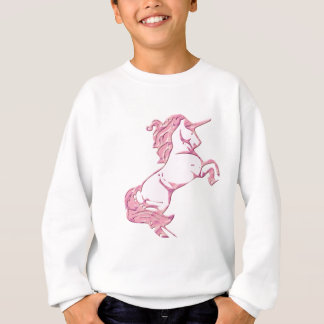 Rearing Unicorn Sweatshirt