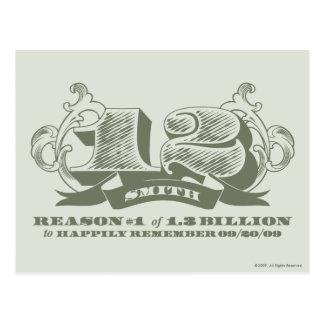 Reason 1 of 1 3 Billion Post Cards