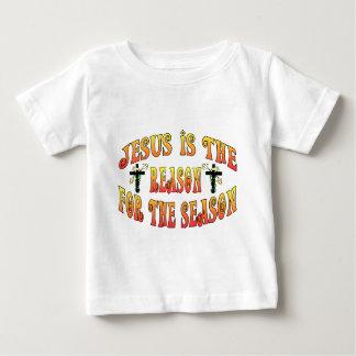 Reason For Season Baby T-Shirt