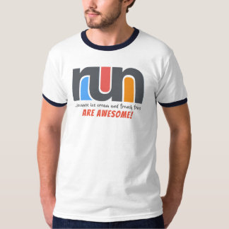 Reason to run #623 t-shirt