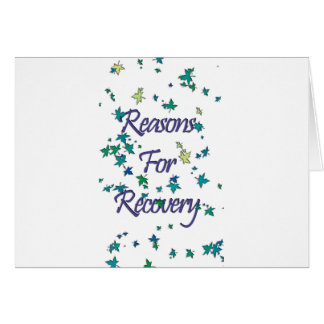 Reasons for Recovery Card