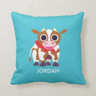 Reba the Cow Cushion