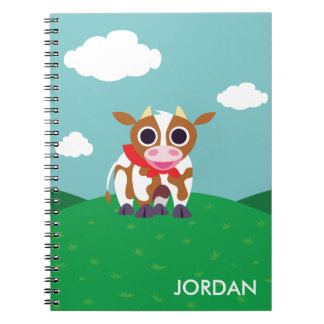 Reba the Cow Notebooks