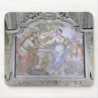 Rebecca at the Well, from the Refectory, 1753-54 ( Mouse Pad