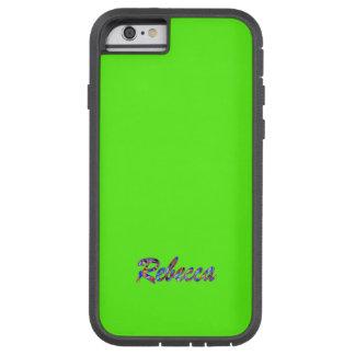 Rebecca Emerald Green Tough Xtreme iPhone 6 case