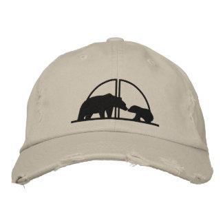 Rebecca Jackrel Photography Logo Cap Embroidered Baseball Caps