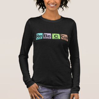 Rebecca made of Elements Long Sleeve T-Shirt