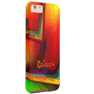Rebecca Stylish iPhone case Tough iPhone 6 Plus Case