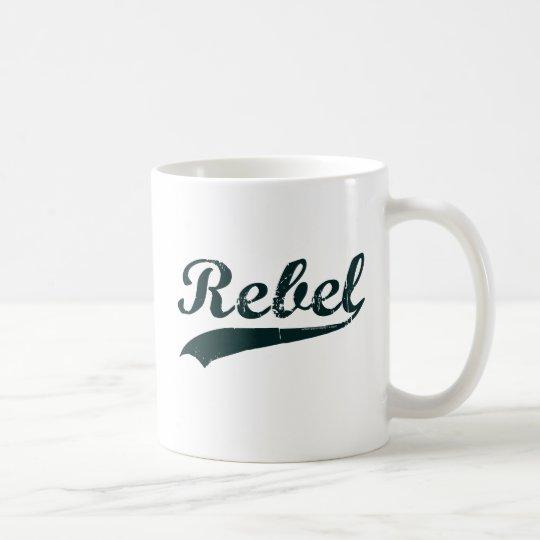 Rebel 1 coffee mug