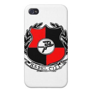 Rebel City Hard Shell Case for iPhone 4