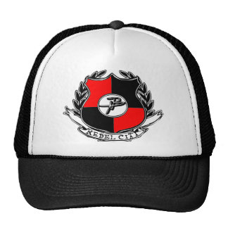 Rebel City Trucker Snapback Cap