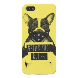 Rebel dog iPhone 5/5S cover