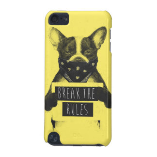 Rebel dog (yellow) iPod touch (5th generation) cover