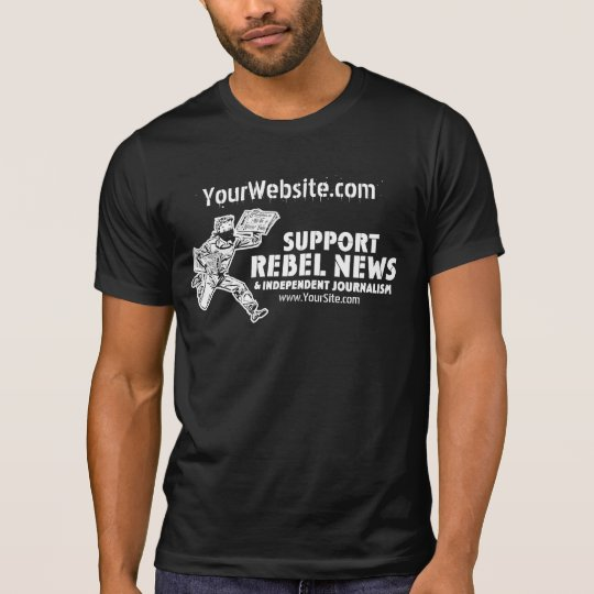 Rebel News Shirt