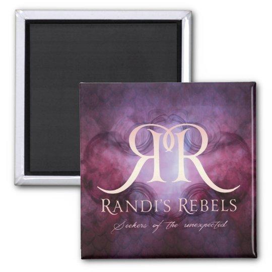 Rebel - Seeker Magnet