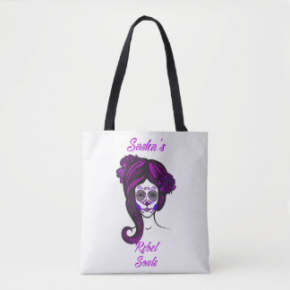 Rebel Souls Tote Bag
