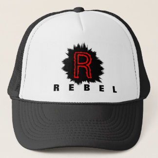 REBEL Trucker Hat