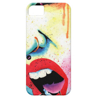 Rebel Yell - Pop Art Portrait Case For The iPhone 5