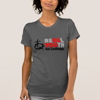 Rebel Youth - Be You - ladies T-Shirt