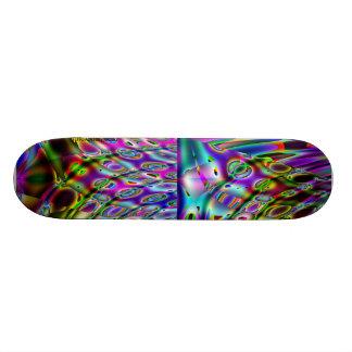 RebelliousYouth Funk Art Skateboard, project 1
