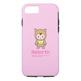Rebirth iPhone 7 exact the fitting hard shell iPhone 8/7 Case