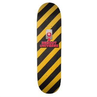 Reboot Universe Skateboard Deck