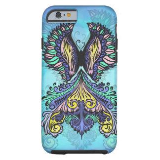Reborn - Dark, bohemian, spirituality Tough iPhone 6 Case