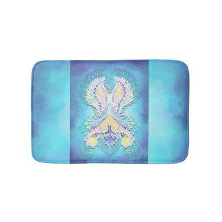 Reborn - Light, bohemian, spirituality Bath Mat