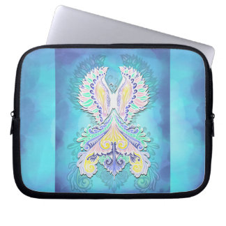 Reborn - Light, bohemian, spirituality Laptop Sleeve