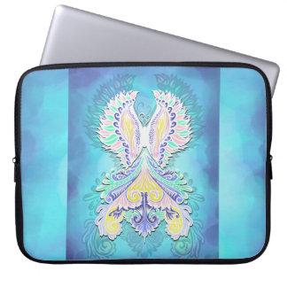 Reborn - Light, bohemian, spirituality Laptop Sleeve