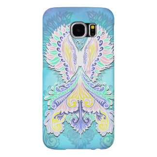 Reborn - Light, bohemian, spirituality Samsung Galaxy S6 Cases