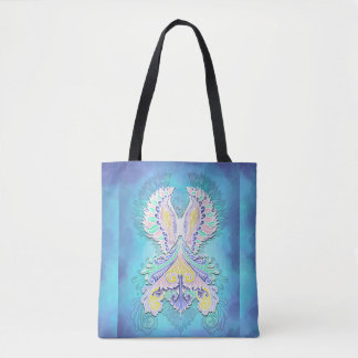 Reborn - Light, bohemian, spirituality Tote Bag