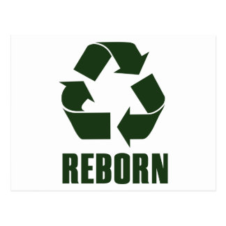 Reborn Postcard