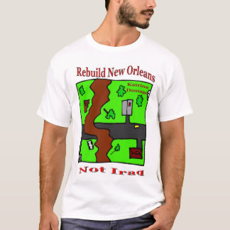 Rebuild New Orleans Two T-Shirt