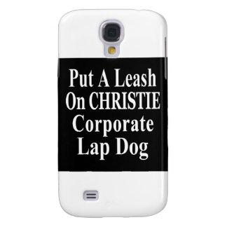 Recall Governor Chris Christie Koch Oil s Minion Samsung Galaxy S4 Case