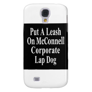 Recall Governor Mitch McConnell Koch Oil s Minion Samsung Galaxy S4 Covers