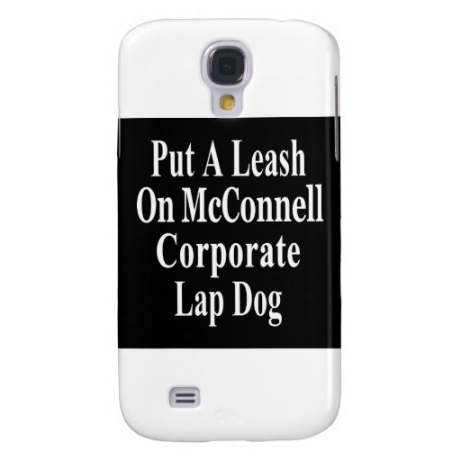 Recall Governor Mitch McConnell Koch Oil's Minion Samsung Galaxy S4 Covers