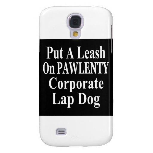 Recall Governor Pawlenty Koch Oil's Evil Minion Galaxy S4 Cases