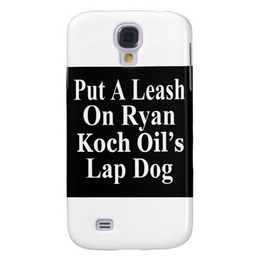 Recall Paul Ryan Koch Oil's Evil Minion Galaxy S4 Case