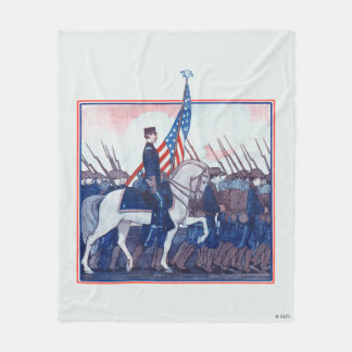 Recaptured: A Philippine War Story Fleece Blanket