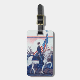 Recaptured: A Philippine War Story Luggage Tag