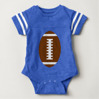 RECEIVE ME• Football Baby Blue+Sage | Back Jersey Tshirt