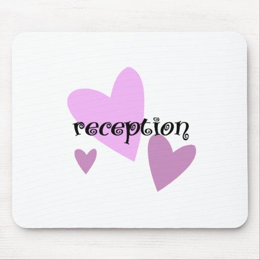Reception Mouse Mats