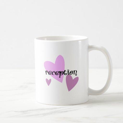 Reception Coffee Mug