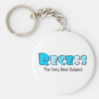 Recess Keychains