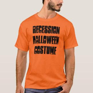 Recession Halloween Costume T-Shirt, Funny Shirt
