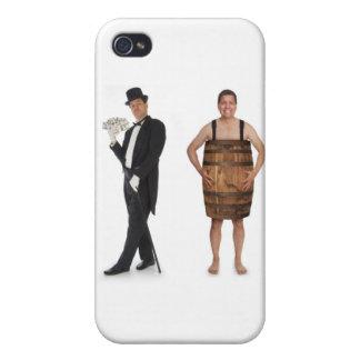 Recession iPhone 4 Case