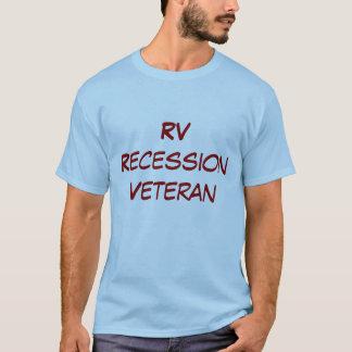 Recession Veteran t-shirt